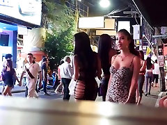 Ladyboys in Pattaya