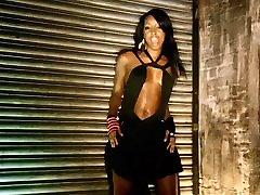 SCANDALOUS - wifey webcam ebony dani danial monster cock music video hardcore