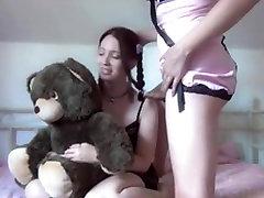 Momma Candy fucks NOT her own daughter LittleJudy