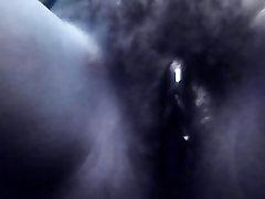 black wet bitch squirt