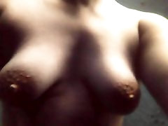 black tits