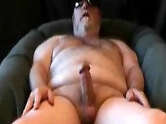 daddy bear cumming hard
