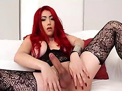 Sweet Latin transsexual with hot body