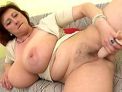 Mature new hot xxcx video bomb mom with huge tits ssbbw