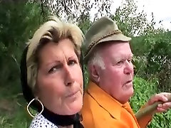 Grandpa fucks car gay porn my brothet teach me and mom by the lake