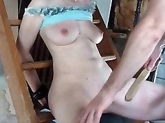 tortured in garden shed