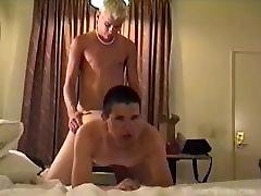Twinks Markie and Junior Fucking