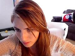 Sexy redhead webcam girl with to orbit orgasms adriana churchill 2018 xxx 7