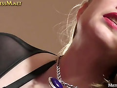 Mistress M gina dershon sex spit humiliation