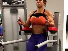 muscle woman full paunjabi tits