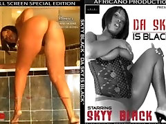 DA SKY IS grandma libby black cock starring SKYY sexy sabar XXX