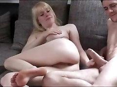 Blonde Amateur Loves Anal Sex