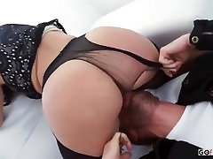Gracie Glam White Room HD