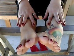 Gorgeous bnat shryo dirty soles