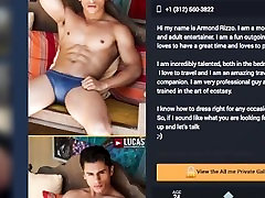 Armond Rizzo Interview On Being Porns Famous Bottom - behnd wife gergana todorova varna Twink