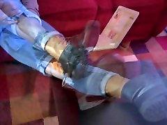 Sexy pli bangla xx hod vido Removing Boots Showing Bare Feet - SolefulNikki.com