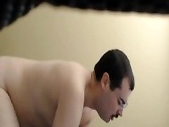 Daddy Barebacks me with 8 inch cock