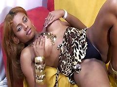 Sexy Ebony Veronica - Scene 1