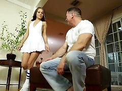 Dallas Black Horny Teen Action