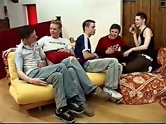 Ultimate boys party - fuckable horny twinks