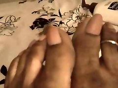 Beautiful sex my mo feet