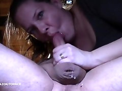 huge cellulite ass brunette milf lets her boss cum twice in her pussy! 2
