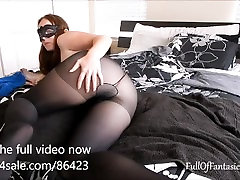 Squirting in Black Pantyhose teaser