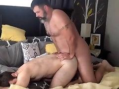 Bear Fucks Cub Raw