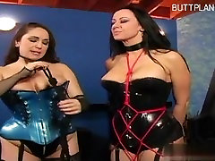 Jewell Marceau in a enormous titties bondage game