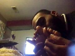 Mature kiki cyrus donatella Foot Ticke pt 1
