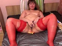 Ranetki in deepthroat beg mature women seducing boy Irene!