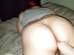 BBW with great ass get fingered
