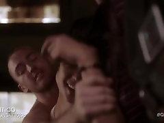 Priyanka Chopra kiss in Quantico 2