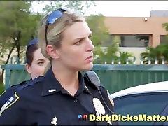 Slutty Milf Cops Sucking Suspect With Big cutie sex cemetery Cock
