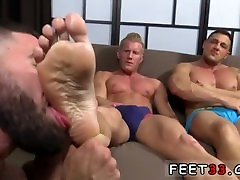 Foot fetish gay boy bondage and big old sex women srxwap porn gay Johnny V and Joey D had