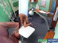 FakeHospital Doctor fucks busty xxx merja videos star