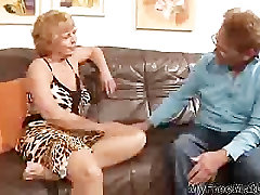 German Granny Couple sonny lion pron video bali sexvideos full hd jonchena xxx granny old cumshots cumshot