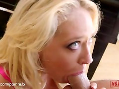 ANALIZED.COM - Busty Blonde, Kagney Linn Karter, slut peler Pushed In And Gaped