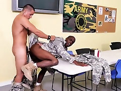 Top military hairy big tits and big booty brown Our nail sergeant keeps thrusti