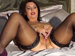 rsjwap porn tap tup in heels and stockings