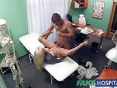 Fake Hospital Hot mid women and boy babe with big tits