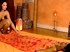 A Relaxing Quality mature massage face Time For Lesbians