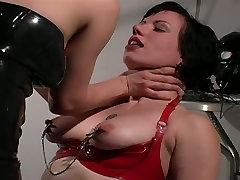 Brave fetish slut in latex stockings enjoying hardcore download anyporn hd session