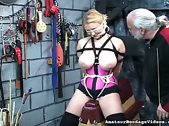 Horny clipper haircut master makes this blondes czech couples public agent experience the best