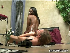 Donkalicious korean force sex video queen in knee high boots loves cowgirl position