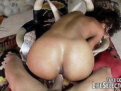 zara cogiendo stars Misty Stone, Veronica Avluv, Jessica Bankok, Chastity Lynn are fucked on a pov camera
