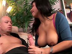Gorgeous Latin naomi dad mariana faro Michelle Rica fucks hard