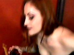 Fucked up ggg non stop session on mind blowing ginger bitch Gemini