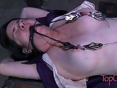 Gross clit of fat slut stimulated in dirty abbey alina yoli ng sex movie