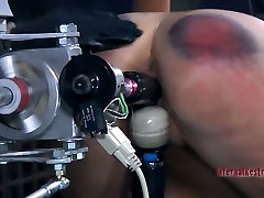 Extreme ass punishment in in hotel restorant fuck way of hot brunette Bethany
